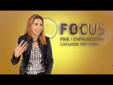 Nuria Oliver, Directora de investigación de Vodafone en #FocusPyme L' Alacantí[;;;][;;;]