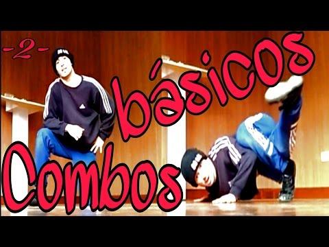 COMBOS BÁSICOS FOOTWORKS 2 - SERLI