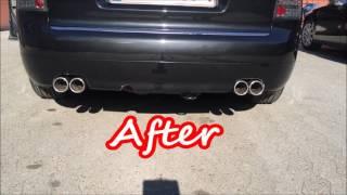 Download Lagu Audi A4 B6 2,4 V6 Exhaust project Mp3