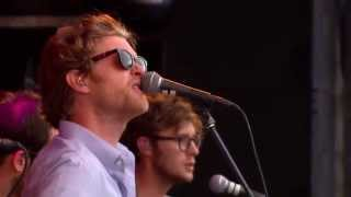The Lumineers - Ho Hey (Glastonbury 2013)