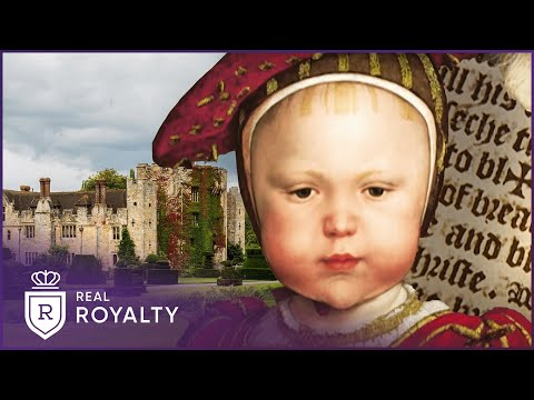 The Child Who Became King   Edward VI of England   Real Royalty