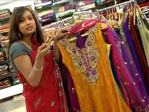 churidar - Latest Womens Fashion Collection in this video you will find latest dress materials gagras.