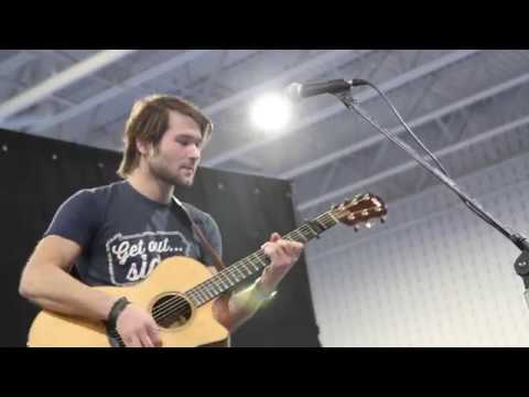 Ben Gallaher performs at SCI Chester