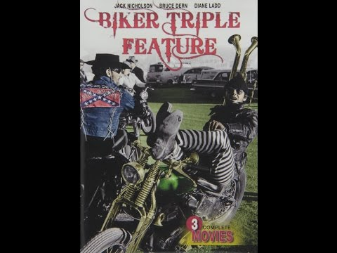 Biker Triple Feature - The Rebel Rousers
