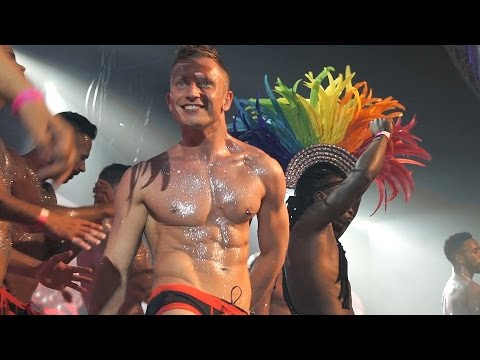 Aftermovie Funhouse XXL / Rapido Amsterdam Pride Edition 2016