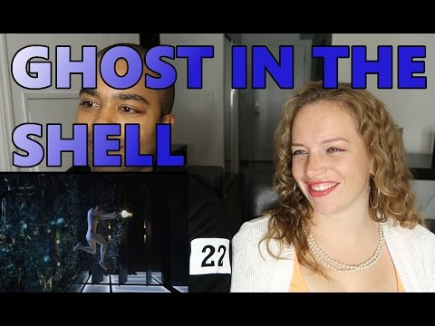 Ghost in the Shell Official Trailer 1 (2017) - Scarlett Johansson Movie (Reaction 🔥)