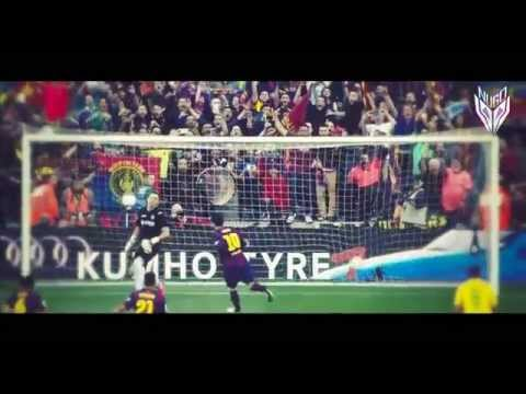 Lionel Messi Amazing Panenka Penalty Goal Vs Getafe ● 2015 HD