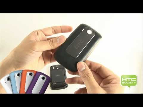 HTC Explorer Review และวิธีการ Bookmark