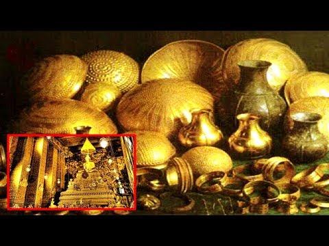 العرب اليوم - كنز بـتريليون دولار وجد تحت المعبد الهندي؟