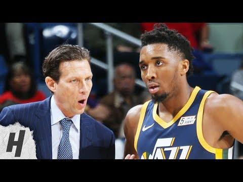 Utah Jazz vs New Orleans Pelicans - Full Game Highlights | March 6, 2019 | 2018-19 NBA Season - Thời lượng: 6 phút, 55 giây.
