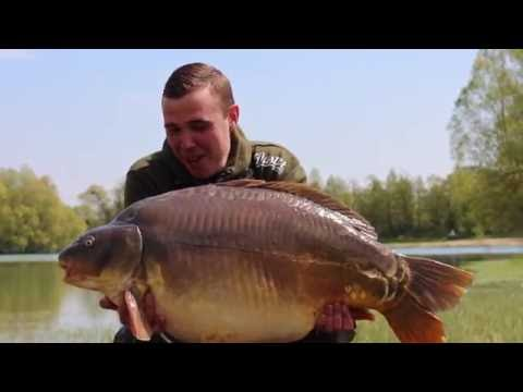 Ben Austin Lands 50lb+ Mirror, Jun 2016
