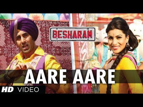 Aare Aare Song Besharam | Ranbir Kapoor, Pallavi Sharda | Latest Bollywood Movie 2013