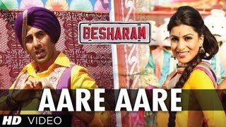 Aare Aare Song - Besharam - Ranbir Kapoor, Pallavi Sharda  Latest Bollywood Movie 2013