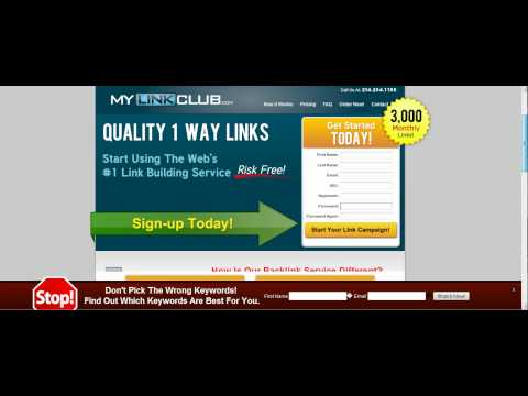 How To Buy Backlinks Pt. 1