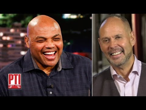 No Way The Blazers Reach The NBA Finals - Ernie Johnson On Charles Barkley's Prediction | PTI