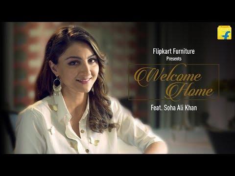 Flipkart Furniture Presents Welcome Home | Feat. Soha Ali Khan_A héten feltöltött legjobb utazási videók