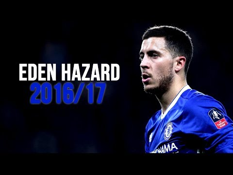 Eden Hazard - Ultimate Skill Show - 2016/17 HD