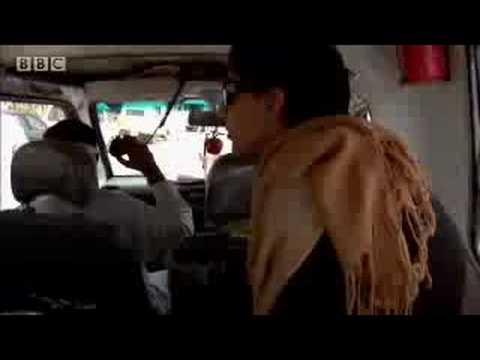 BBC: Saira Khan's Pakistan - Edhi Ambulance (видео)