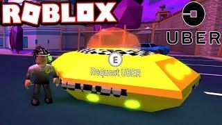 THE *NEW* UFO UBER TROLL!!! (Roblox Jailbreak)