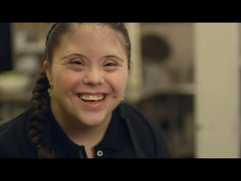 Watch video Your next Star Employee may have Down Syndrome