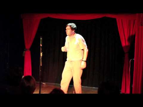 Tim Shishodia New Comedian of the Year 2010 Stand-up Comedy Showreel