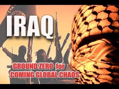 IRAQ CRISIS : Shocking end of Jihad & WW3 ... in Bible Prophecy