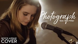 Video Photograph - Ed Sheeran (Boyce Avenue feat. Bea Miller acoustic cover) on Spotify & Apple MP3, 3GP, MP4, WEBM, AVI, FLV April 2018