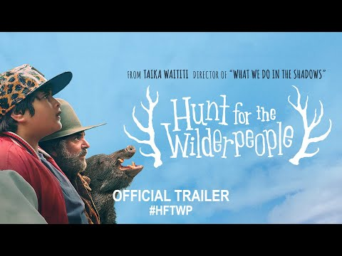 Hunt for the Wilderpeople (US Trailer)
