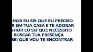 Playback - Te Adorar - Regis Danese