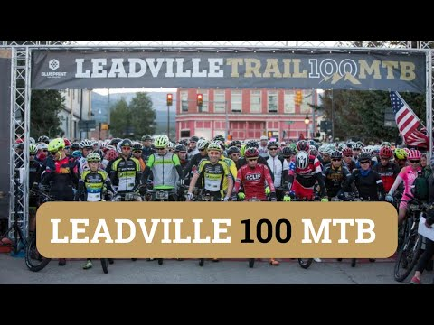 Leadville 100 Mountain Bike Race 2013 – Getting Our Challenge On!