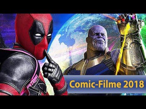 Die Top 5 Superhelden-Filme 2018