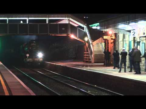 LNER 61306 Mayflower with The St Davids Day Cathedrals Ex...
