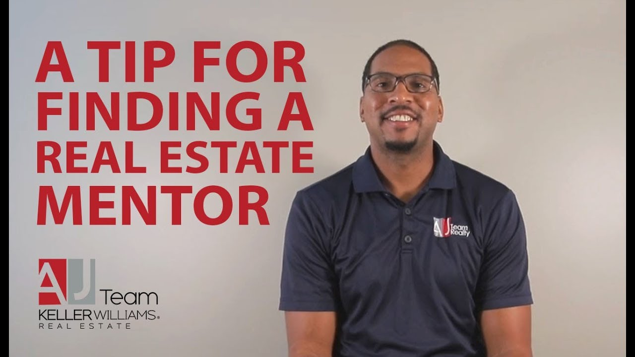How to Find a Real Estate Mentor