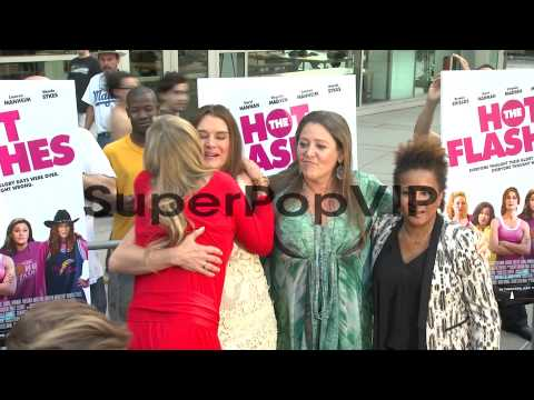 Brooke Shields at The Hot Flashes Los Angeles Premiere on...