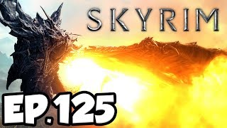 Skyrim: Remastered Ep.125 - FACE TO FACE WITH MIRAAK, SKAAL VILLAGE!!! (Special Edition Gameplay)