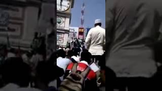 Merinding!!! Orasi Ustadz Abdul Latif Khan diacara Medan Peduli Al-Aqsha