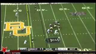 Cyril Richardson vs Kansas State (2012)