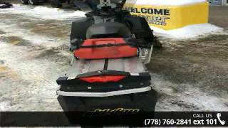 10. 2011 Ski-Doo Summit Everest 800R Power T.E.K. 154  - Bann...