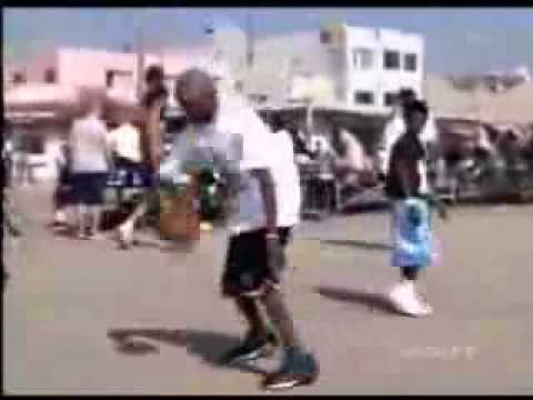 Street Basketball Tricks