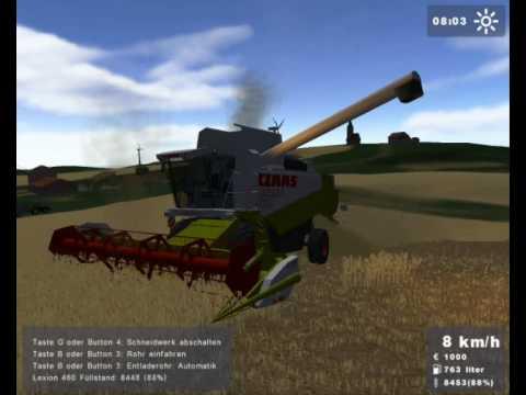john deere la tractors Landwir