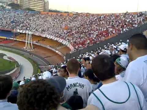 Palmeiras X São Paulo - mancha x independente