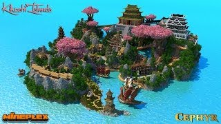 -------------------------------------------------------------------------------Mineplex Server IP: US.MINEPLEX.COMCephyr Server IP: Play.Cephyr.netServer Sponsors: https://www.envioushost.com/-------------------------------------------------------------------------------Here's another Survival Games Map, this time Oriental themed. It's the largest map we've ever built at 512x512. This was built for the brilliant Mineplex NetworkApproximate Build Time: 170 Hours♥ Enjoy and don't forget to comment, rate and Subscribe! ♥ ♦Texture pack: Default Minecraft Texture Pack♦PMC: http://www.planetminecraft.com/project/survival-games-map-for-the-mineplex-network/------------------------------------------------------------------------------------------------ ♫Music by Allegro120 (on AudioJungle)♫http://audiojungle.net/user/Allegro120Song used: Chinahttp://audiojungle.net/item/china/3123125?WT.ac=solid_search_item&WT.seg_1=solid_search_item&WT.z_author=Allegro120♥Please check out their music it is amazing!♥------------------------------------------------------------------------------------------------▪ Follow us on Twitter:https://twitter.com/CephyrMC▪ Like us on Facebook:https://www.facebook.com/CephyrMC▪Subscribe to Cephyr: http://www.youtube.com/subscription_center?add_user=cephyrmc