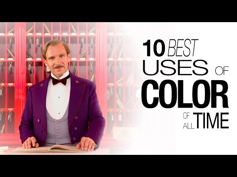 10 Best Uses of Color of All Time in Movies