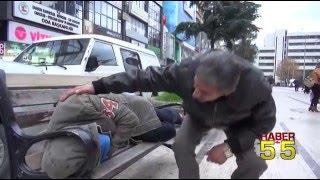 SAMSUN'DA SIRADAN BİR GÜN DAHA ''LÜTFEN YATAĞIMA OTURMAYIN''