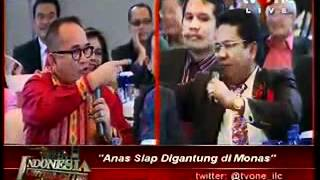 Video Ruhut vs Hotman (indonesia lawyers club) MP3, 3GP, MP4, WEBM, AVI, FLV Desember 2017