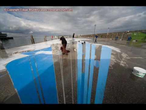 pinturas realísticas de chão