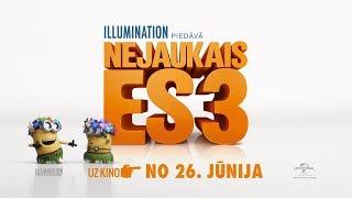"""Gru un minionu komanda atgriezīsies animācijas filmā """"Nejaukais es 3"""", jo tikai viņiem (un superslepenajai organizācijai) ir pa spēkam notvert ļaundari Baltazaru Bretu! Un ko domājies - Gru satiks savu dvīņubrāli Dru! Tas tik būs jautri! Kinoteātros visā Latvijā - no 26. jūnija! Tiekamies! http://www.uzkino.lv/Event/301354/"""