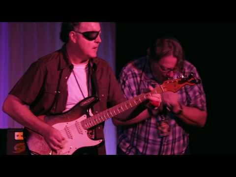 Goin' Down To Eli's - by Mike Morgan & The Crawl at the 2016 Dallas International Guitar Show