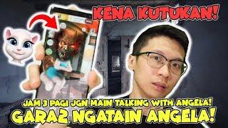 Video KENA KUTUKAN! Gara2 MAIN TALKING ANGELA JAM 3 PAGI! INI BUKTINYA! MP3, 3GP, MP4, WEBM, AVI, FLV Maret 2019