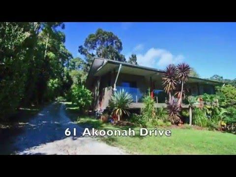 61 Akoonah Drive, Beechmont, Qld 4211